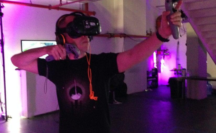 Glömde ju tipsa om VR-stället i New York